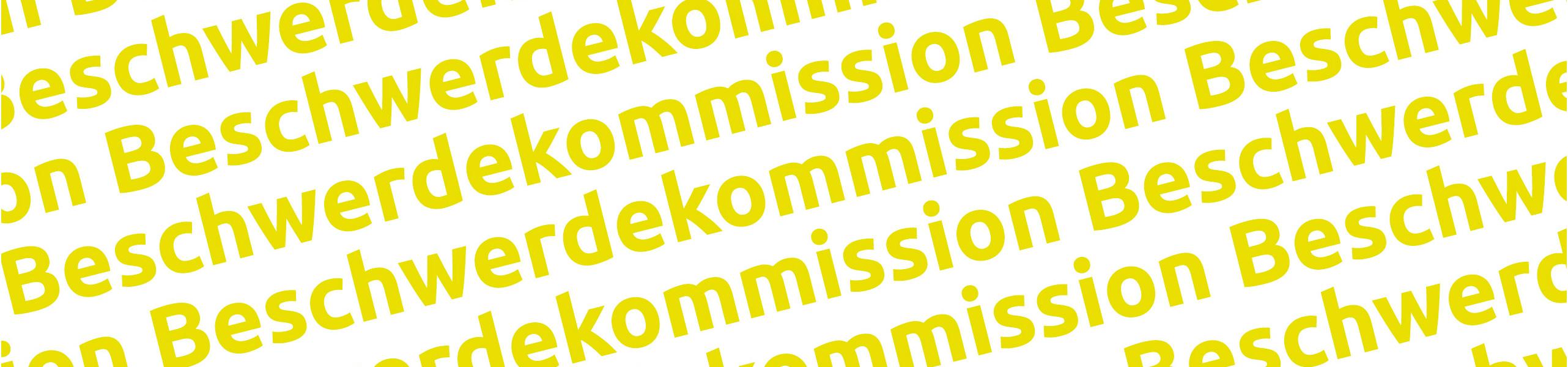 Beschwerdekommission – AZPP