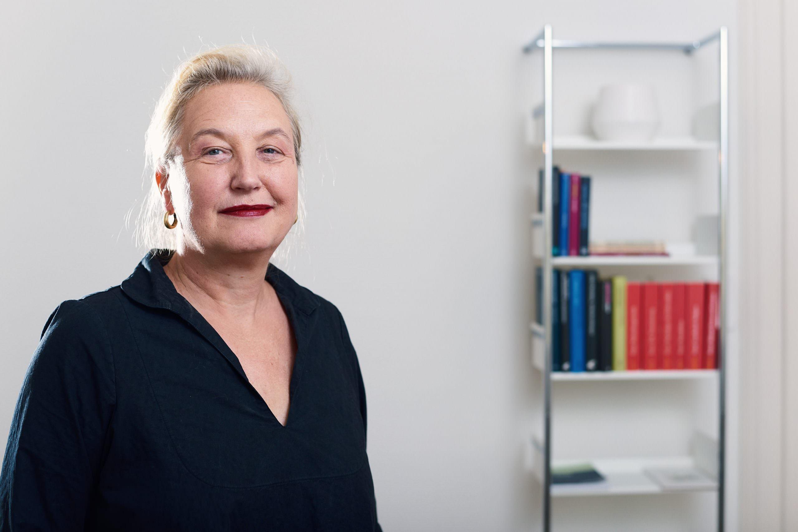 Susanne Toepfer – Vizepräsidentin