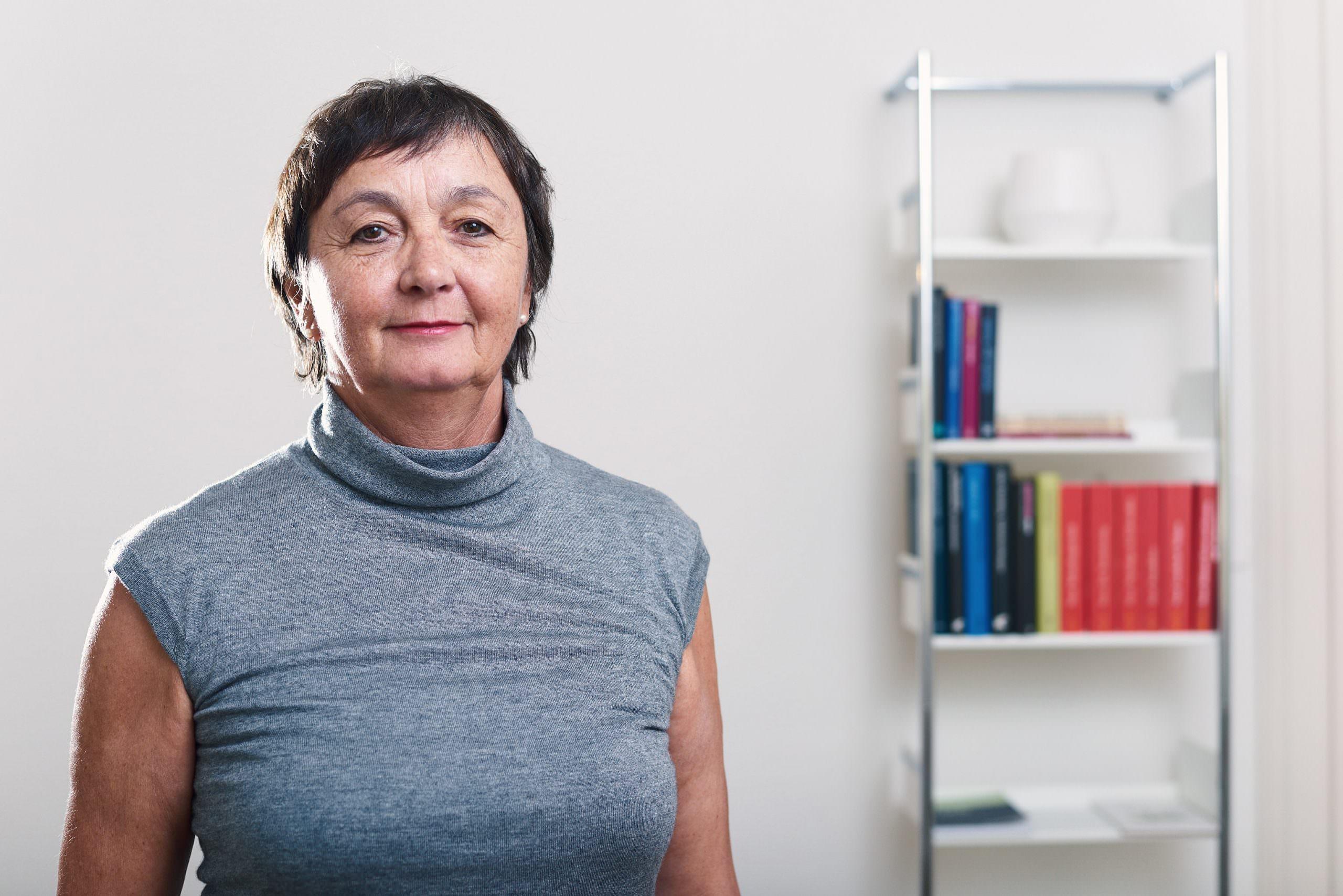 Petra Zell Roth - Präsidentin